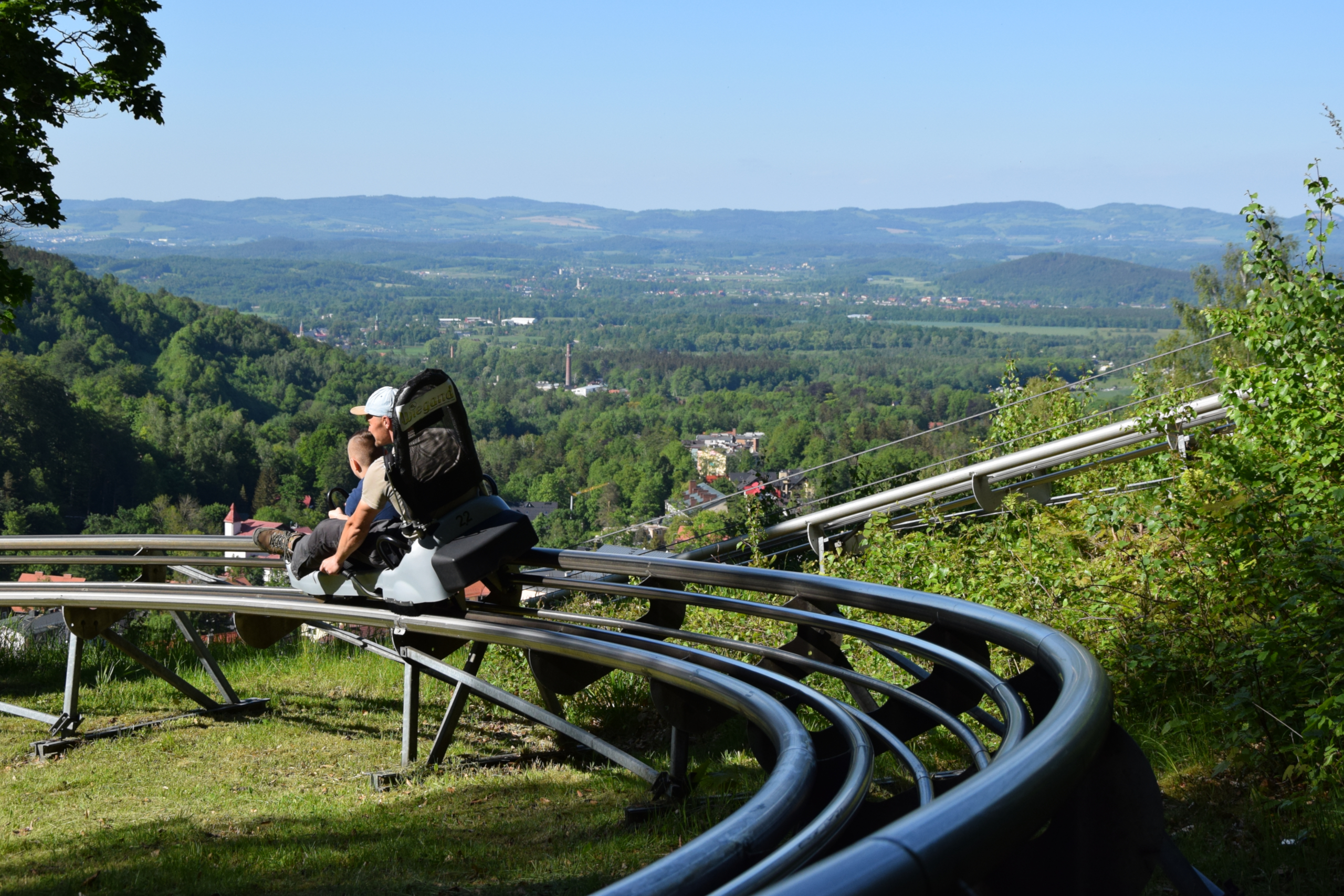 Tor Alpine Coaster